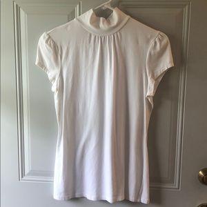Express All White Shirt